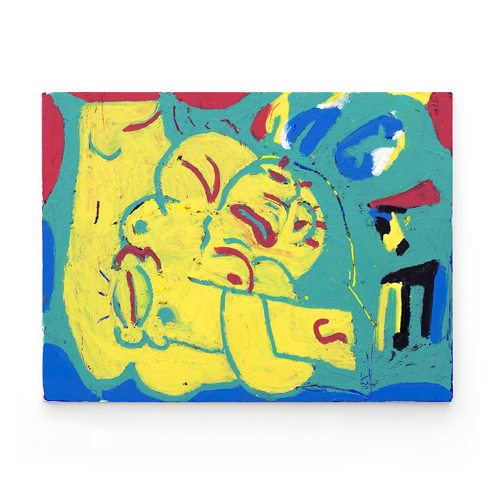 <b>mole</b>&nbsp;&nbsp;&nbsp;&nbsp;2017&nbsp;&nbsp;&nbsp;&nbsp;Solid Marker on Panel&nbsp;&nbsp;&nbsp;&nbsp;12×16in / 30.5×40.6cm